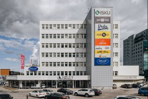 ISKU Office Building